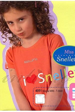 Детская футболка, хлопок Snelly, Италия 4051 фото