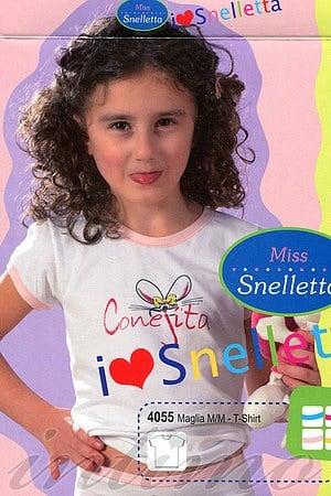 Детская футболка, хлопок Snelly, Италия 4055 фото