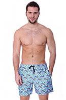 Мужские шорты, пляжные Scuba, Италия 128361 фото