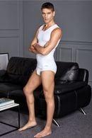 Майка мужская, хлопок Pierre Cardin, Италия PCU15 фото