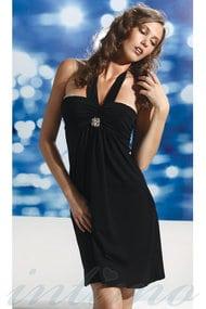 Пляжное платье с кристаллами Swarovski