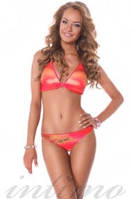 Swimsuit c compacted cup slip melting