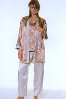 Коротенький халат Andra 1659 - фото №2