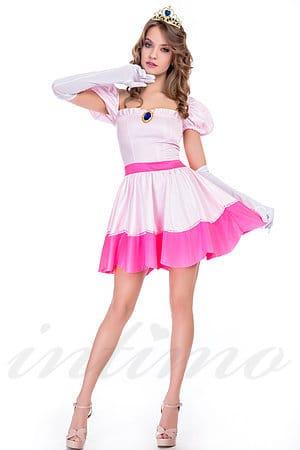 Костюм Принцесса в розовом Leg Avenue, США 83094 фото