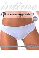 Трусики слип, хлопок Nazareno Gabrielli, Италия W3200 фото 3