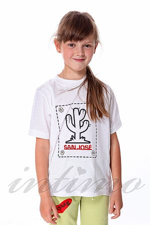 Детская футболка, хлопок Max & Brothers, Италия 33579 фото
