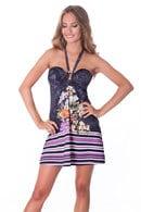 Платье пляжное с уплотнённой чашкой Prelude, Румыния YFQ39I фото 3