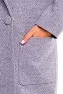 Пальто, шерсть MR520, Украина MR2027 фото 4