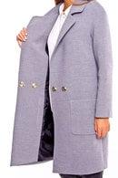Пальто, шерсть MR520, Украина MR2027 фото 5