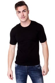 T-shirt men's cotton