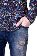 Рубашка, хлопок Denim & Vintage, Италия 543117 фото 3