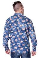 Рубашка, хлопок Denim & Vintage, Италия 543107 фото 1