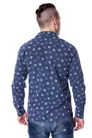 Рубашка, хлопок Denim & Vintage, Италия 543101 фото 1