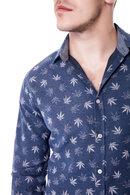Рубашка, хлопок Denim & Vintage, Италия 543101 фото 2