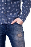 Рубашка, хлопок Denim & Vintage, Италия 543101 фото 3