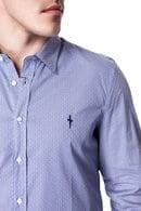 Рубашка, хлопок Cesare Paciotti, Италия 8598 фото 2