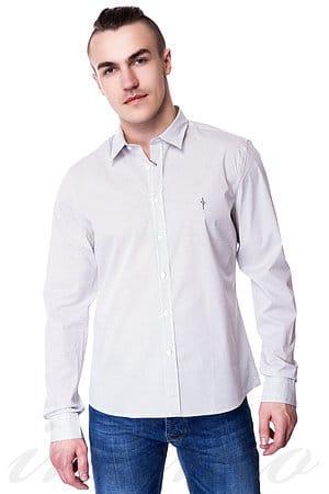 Рубашка, хлопок Cesare Paciotti, Италия 8598 фото