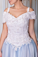 Свадебное платье Ginza Collection, США Cindy фото 2