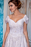 Свадебное платье Ginza Collection, США Cristal фото 2