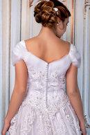 Свадебное платье Ginza Collection, США Cristal фото 3