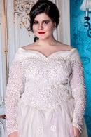 Свадебное платье Lignature, Италия Briley фото 1