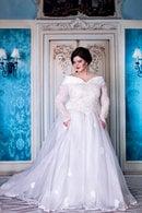 Свадебное платье Lignature, Италия Briley фото 2