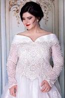 Свадебное платье Lignature, Италия Briley фото 3