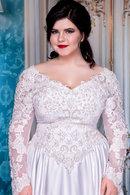 Свадебное платье Ginza Collection, США Daniela фото 2