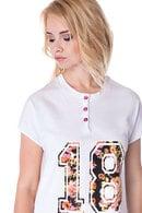 Товар с дефектом: футболка, хлопок Di Benedetto, Италия 4225-Ф фото 4