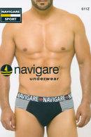 Трусы мужские слип, хлопок Navigare, Италия 611Z фото 5