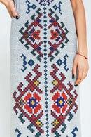 Платье, вискоза Nenka, Украина N237 фото 3