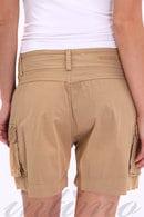 Товар с дефектом: шорты женские, хлопок Yes Zee, Италия P207-EN00/Ж фото 2