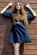 Товар с дефектом: пляжное платье, хлопок Ora, Украина 400125 фото 1