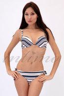 Товар с дефектом: купальник c push up, плавки слип Si e Lei, Италия ED26 фото 1