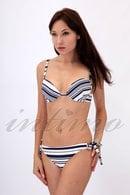 Товар с дефектом: купальник c push up, плавки слип Si e Lei, Италия ED26 фото 2