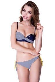 Defective goods: swimsuit with balconette push up, slip melting