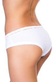 Pants: Shorts, cotton