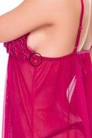 Товар с дефектом, пеньюар с уплотнённой чашкой Victorias Secret, США VS1007 фото 3