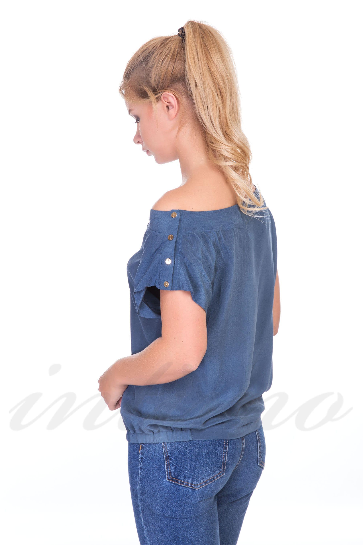 Блузку шелк купить