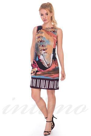 Платье, хлопок, лён Ora, Украина 800104 фото