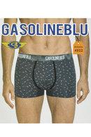 Трусы мужские boxer, хлопок Gasoline-Blu, Италия U4922 фото 4