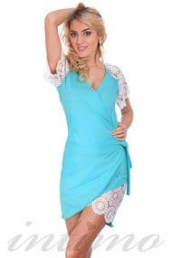 Купить женский пляжный халат или тунику в Украине в интернет-магазине Интимо