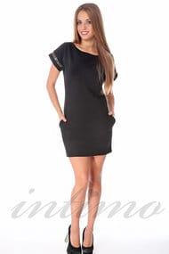 Платье, хлопок, код 47292, арт 500153-Р