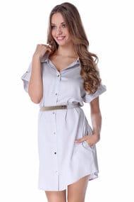 Платье, тенсел