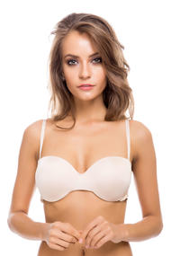 Balkonet bra with push up