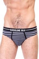 Трусы мужские слип, хлопок Gasoline-Blu, Италия U5249E фото 2