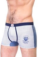 Трусы мужские boxer, хлопок Gasoline-Blu, Италия U5228F фото 4