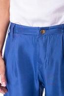 Товар с дефектом: брюки, шёлк MET, Италия S074 фото 2