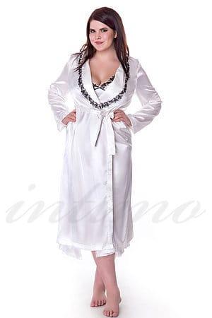 Товар с дефектом: халат и сорочка Di Benedetto, Италия 2270-2271 фото