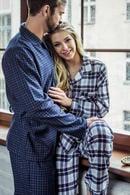 Пижама, хлопок Key LNS417B7-1, 48913 - фото №1